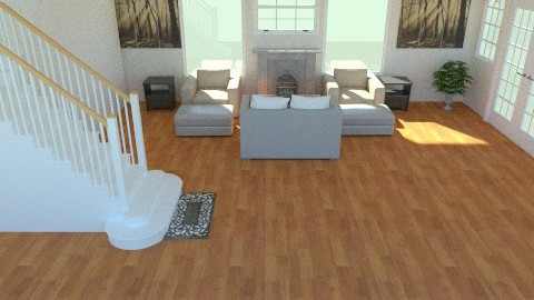 Living Room - Classic - Living room - by wajiyh78