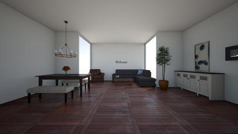 Living Room  - Living room  - by AbigailTre