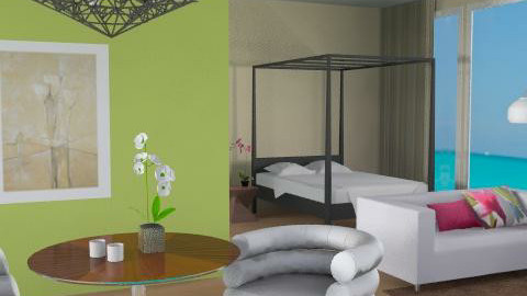 Dreamer - Eclectic - Bedroom  - by channing4