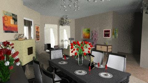 Muscati_Modern LiveDine4 - Modern - Living room - by pdsmatt