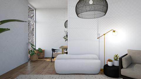 modern living - Living room  - by CFRS2008