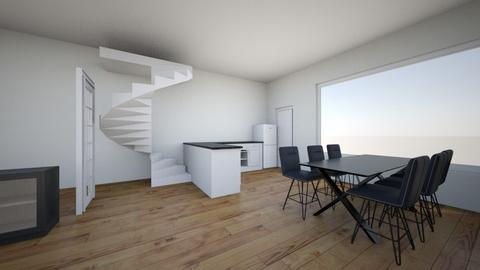 kamer - Modern - Living room  - by harrrr