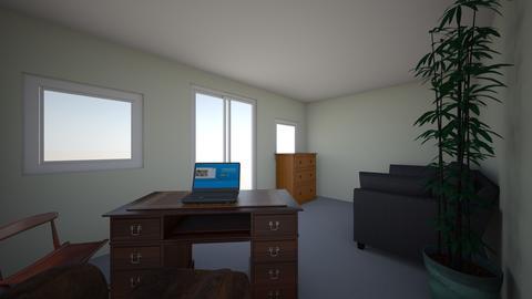 Mancave - Office  - by richardtydeman