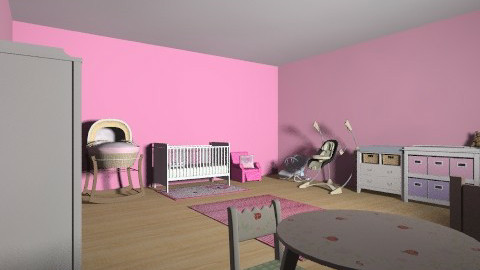 asdfghjkl2 - Modern - Kids room  - by anagomes