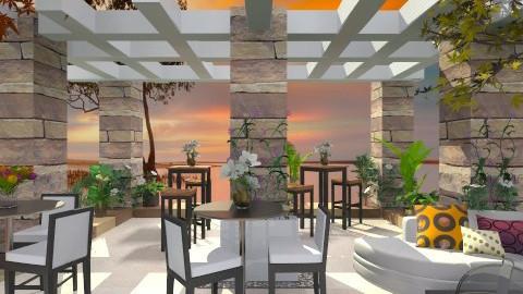 Outdoor Dining - Modern - Garden  - by TammieLynne