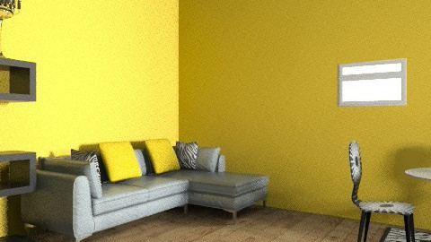 gallery - Retro - Living room  - by karmen411