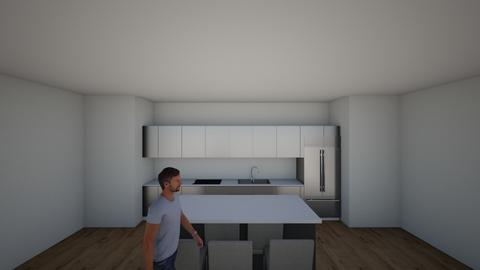 New Home Herrera Selva 2 - Kitchen - by Andres Herrera