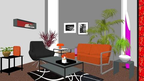 TOPEX NEWS ROOM DESIGN 1 - Office  - by rosiephotog