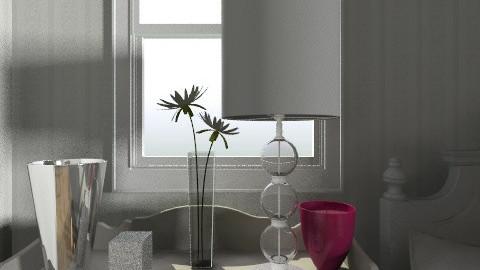 Teen Room White - Vintage - Kitchen  - by koczixx