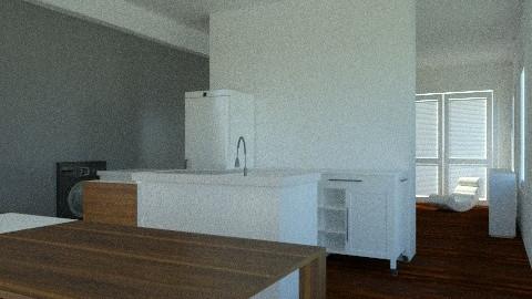 NEUTRA PARA VERANOS - Eclectic - Kitchen  - by cibelles