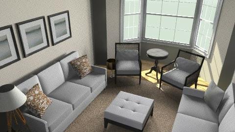 Mariams living room 4 - Glamour - Living room  - by jweenie12