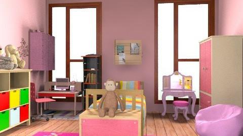 hsgkhsgcds - Modern - Kids room  - by lamzoi