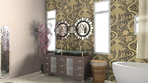 Master Bath - Vintage - Bathroom  - by daniemmet