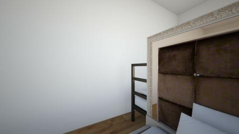 williams bedroom - Bedroom - by Dion McLeod
