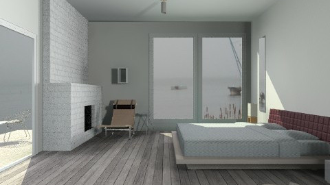 echo - Minimal - Bedroom  - by lauren_murphy