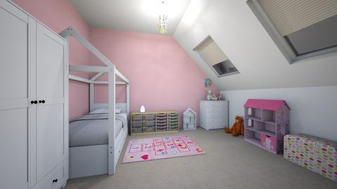 Child - Classic - Kids room  - by Twerka