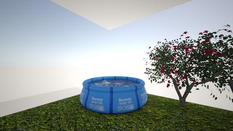Outdoor space  - Garden  - by FlowTopper