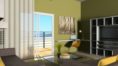 Small APT - Modern - by channing4