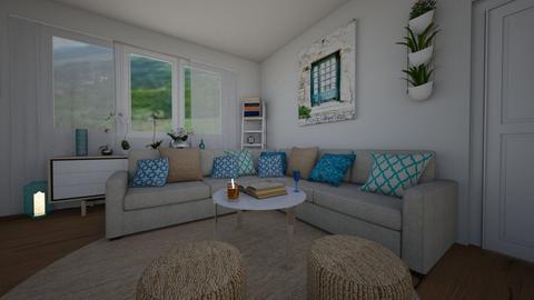 PB - Living room  - by Abigel45