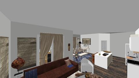 apartment - Living room  - by yazdan22