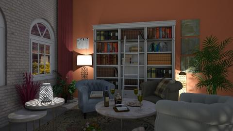 Meditation Light - Classic - Living room  - by CaterinaBoccato