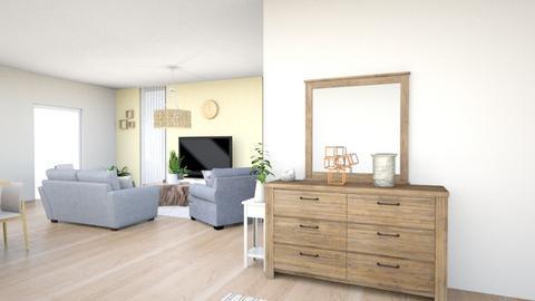 reni - Living room  - by Treni