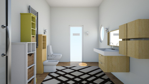 bathroom - Bathroom  - by Irene Berardi