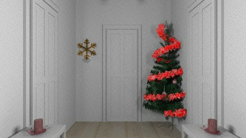 christmas - Rustic - by inki squid