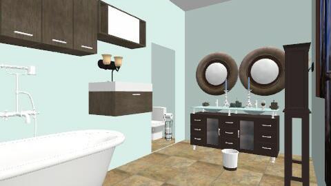 bathroom - Glamour - Bathroom  - by misslynn170