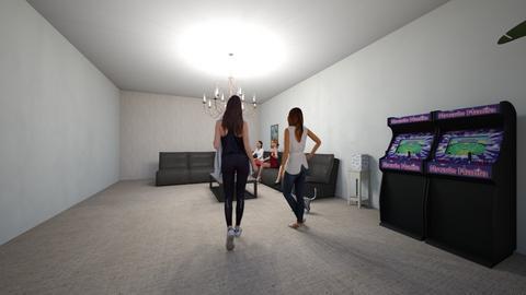 idk - Classic - Living room  - by HidayahSuhaimi