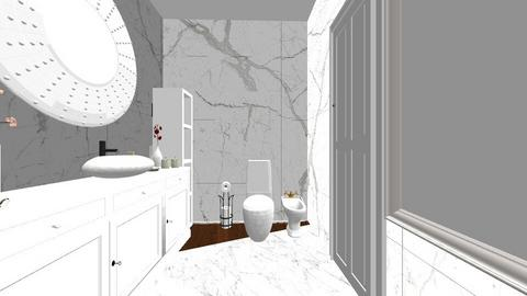 Baie etaj - Bathroom - by Patricia_M