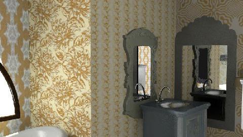 Eclectic Bathroom - Eclectic - Bathroom  - by lolikawaii