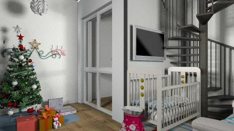 chrismas room  - Modern - Living room - by sydneysky