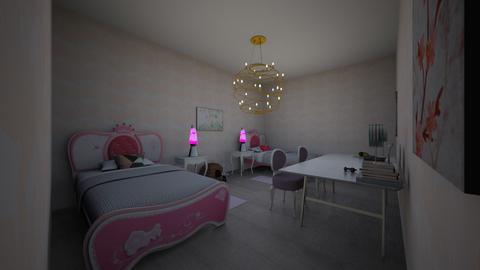 Rose of my Heart - Bedroom  - by majestic_phoenix