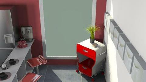 Kitchen Contest 2 - Minimal - Kitchen  - by FlowerPowerLX