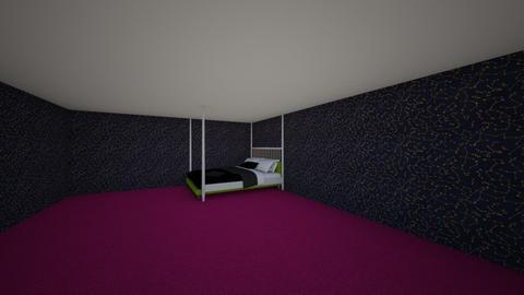 bedtime - Feminine - Kids room  - by Mili Fa