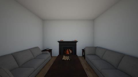 daelyn - Living room  - by Daelyn