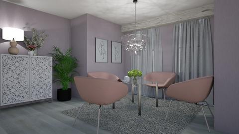 Velvet dining - Dining room  - by snjeskasmjeska