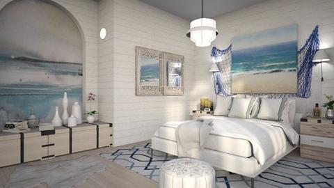 Sea - Bedroom  - by milyca8