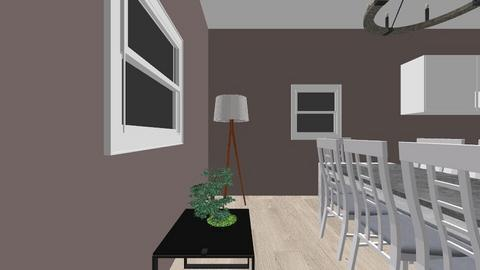 kitchen final project - Kitchen  - by morgandale