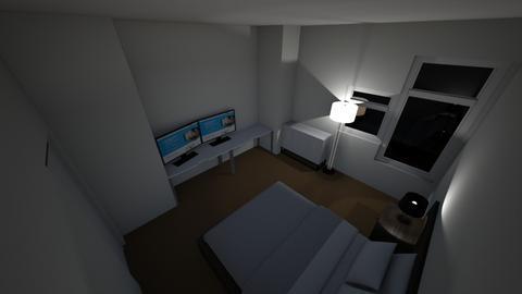 Tristans Dream Room - Bedroom  - by stiegtri