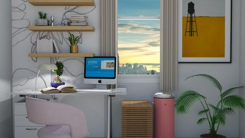 Home office - Office  - by louiseDinao
