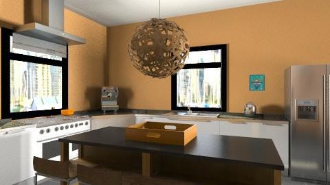 Cozy Kitchen - Minimal - Kitchen  - by victoriacoburn