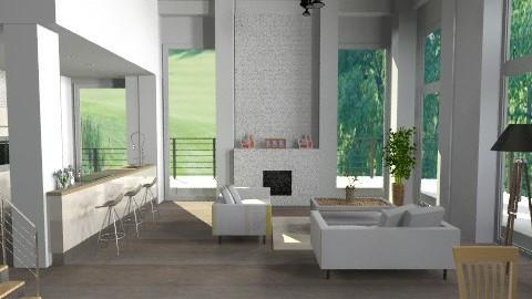 KLivibg - Modern - Living room - by vanette