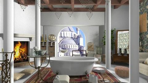 Istanbuldan - Classic - Bathroom  - by vesperart
