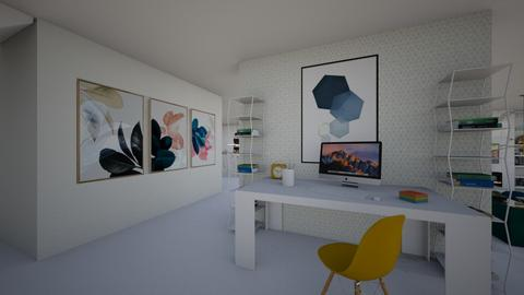 TOWNHOUSE - Office - by flacazarataca_1