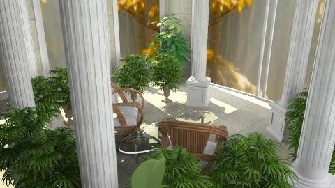 green room - Classic - by deleted_1550519236_sorroweenah