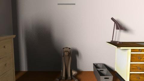 seanfitzmathproject - Retro - Bedroom  - by fitzge20sean