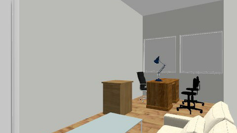 Richard's office - Retro - Office  - by AngeK