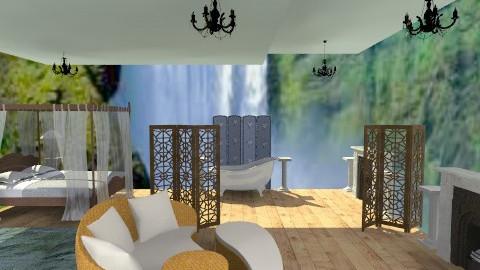 Victorian desert - Rustic - Bedroom - by AshiraLevana